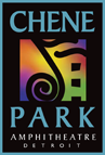 The official page for the Chene Park Amphitheater