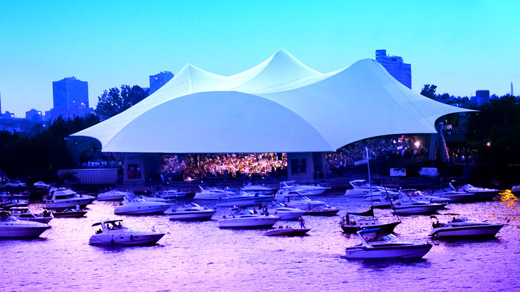Chene Park Voted One Of The Top 100 Venues In The World